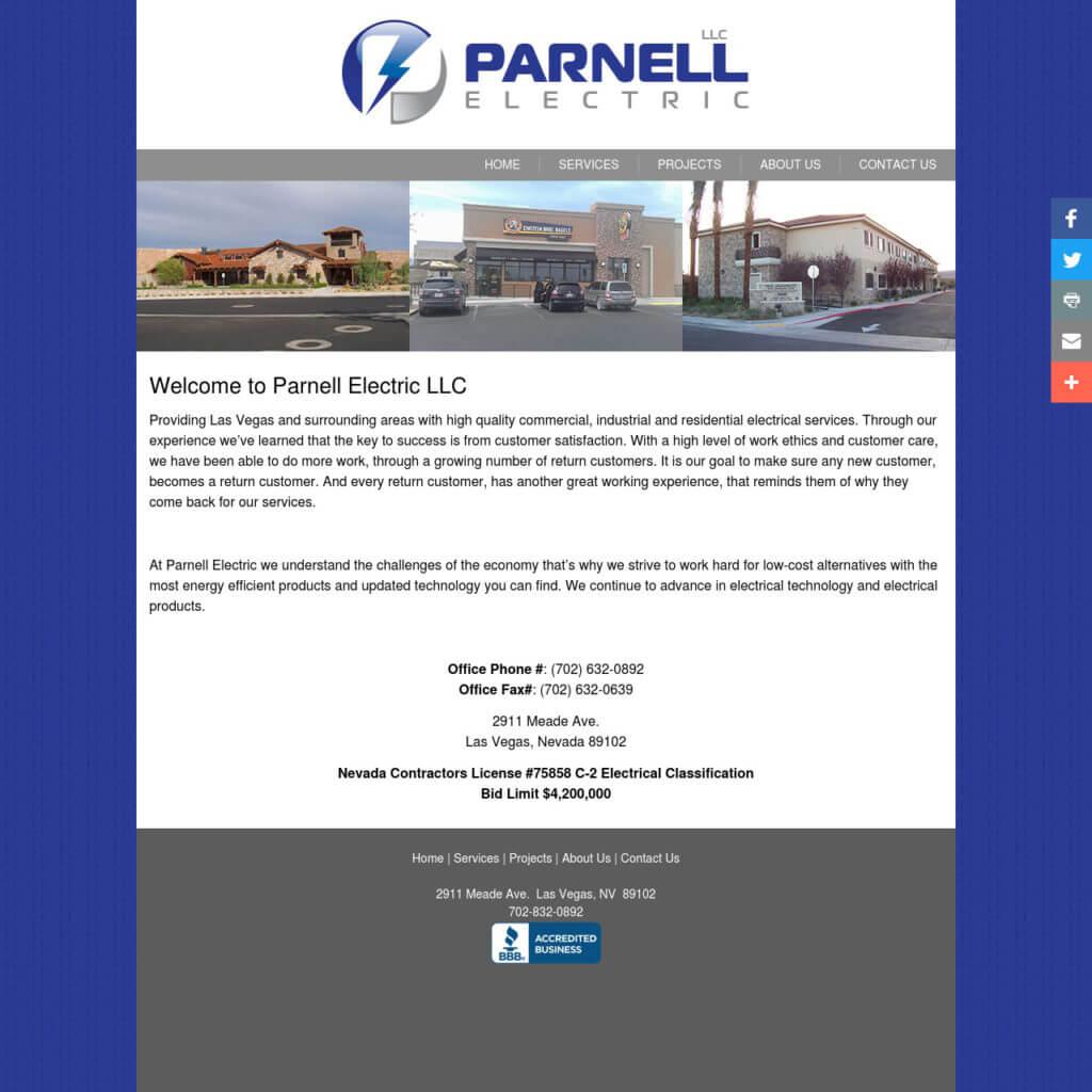 Parnell Electric LLC